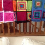 Finished Hamlin Blankets